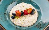 ჰერკულესი ხილის დამატებით/Oatmeal