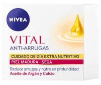 Nivea Vital Crema De Día AntiarrugasYNutritiva ParaPielesMadurasASecas