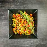 Бланшовані овочі