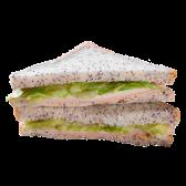 Sándwich De Pollo Y Mozzarella