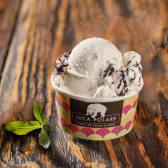 ნაყინი რძით (1 ბურთულა)/Ice-Cream with Milk (1 scoop)
