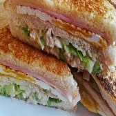 Sandwich: Pollo