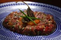 Libanski tartar - Kibbeh nayyeh