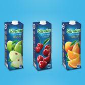 სანდორას წვენი 0.5ლ / Sandora Juice 0.5l