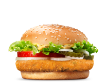 Country Vege burger