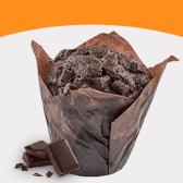შოკოლადის მაფინი / Chocolate Muffin