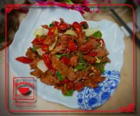 F4 მოთუშული საქონლის ხორცი ჩინური ტრადიციული სანელებლებით