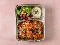 Dum Pukht Chicken Biryani with Raita LB