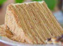 თაფლის ტორტი/Honey cake