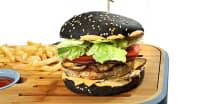 Блек бургер з телятиною (400г)