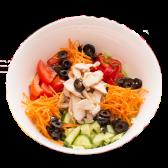 Salata cu pui 350g