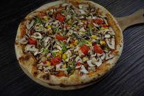 ვეგანური პიცა
