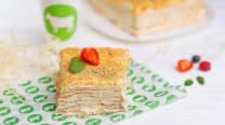 Торт Наполеон (400г)