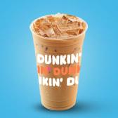 ცივი ლატე ულაქტოზო  საშუალო ზომა/ Iced Latte Lactose Free
