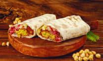 Falafel wrap large