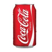 კოკა-კოლა (0.33ლ)