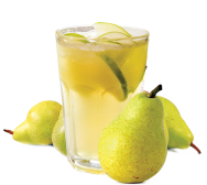 Лимонад Груша-лимон (200мл)