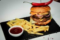 Big burger grill maxi (650г)