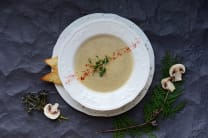 Cream-soup with Champignons 320gr