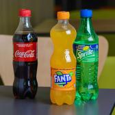 Напій Coca Cola (0.5л)