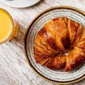 Croissant 100% mantequilla