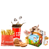 Junior Meal Nuggets