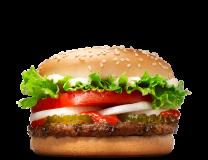 Whopper® sandwich XXL Menu