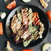 Коб салат (280г)