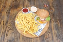 Krabby Patty Burger