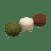 Mochi de chocolate (3 uds)