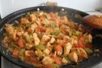 Chicken Sote