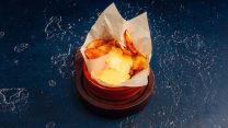 Domaći krompir sa topljenim čedar sirom