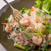 Thai Salad (Seafood with Glass Noodles)