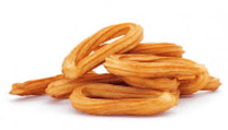 Пончики Чурос з карамеллю (180г)