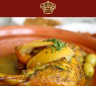 Poulet Mqalits aux Olives et au Citron - Pack Individuel