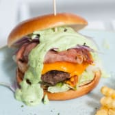 Burger Times Square (200 G.)