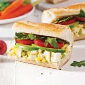 Sandwich Oeuf  Vinaigrette