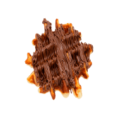 Gofre amb nutella