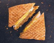 Sándwich Turkey double cheese