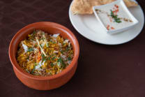 Dum Pukht Biryani Vegetable