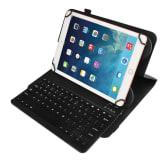 "Mm tablet torbica flip me 9.7""-11"" rot.Black sa Bluetooth tipkovnicom"