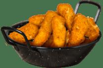 Рибні нагетси (4шт)