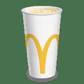 Молочный ванильный коктейль большой (0,6 л.)