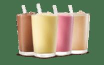 პატარა მილკშეიკი ვანილით/Small Size Milkshake with Vanilla