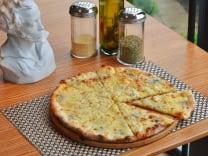 Піца чотири сира (32см)