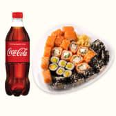 Сет Ніжність + Кока-кола (850г)