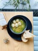 Суп з фрикадельками (350г)