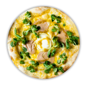 Pizza Micuit de Foie (petita)