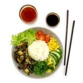 Поке боул вегетаріанський (350г)