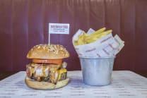 Red Garter Burger